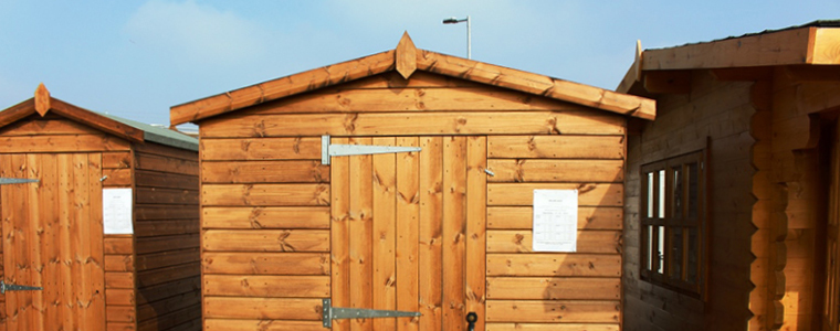 Come view our vast selection of sheds