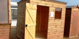Pent Shed 3